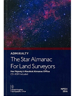 NP321 - The Star Almanac for Land Surveyors