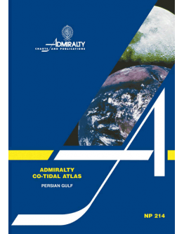 NP214 - Co-Tidal Atlas: Persian Gulf