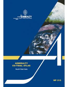 NP215 - Co-Tidal Atlas: South East Asia
