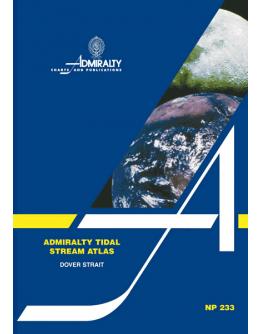 NP233 - Tidal Stream Atlas: Dover Strait