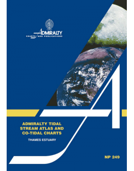 NP249 - Tidal Stream Atlas: Thames Estuary