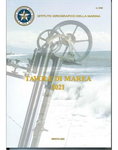 I.I.3133 - TAVOLE DI MAREA edizione 2021