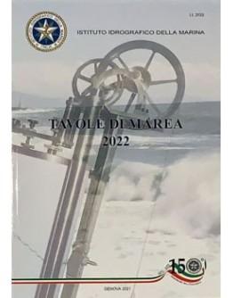 ITALIAN TIDE TABLES 2022 (New Edition)