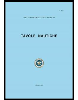 I.I.3070 - TAVOLE NAUTICHE