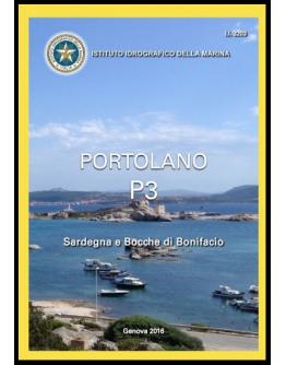 I.I.3203 - PORTOLANO Vol. P3 Sardegna e Bocche di Bonifacio
