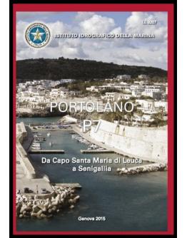 I.I.3207 - PORTOLANO Vol. P7 da Capo S. Maria di Leuca a Senigallia