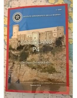 I.I.3204 - PORTOLANO Vol. P4 da Capo Circeo a Sapri