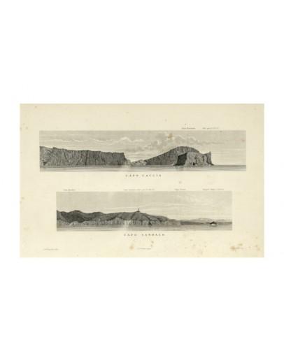 Capo Caccia Capo Sandalo